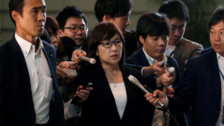 حكومة اليابان تتعرض لانتقادات بسبب تصريحات وزيرة الدفاع