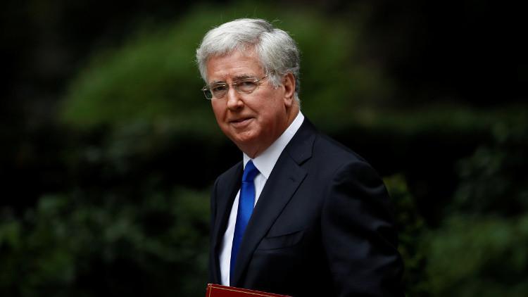 وزير الدفاع البريطاني: روسيا تسبب القلق لحلفائنا في أوروبا الشرقية