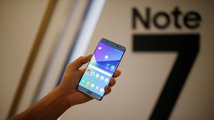 سامسونغ تستعد لإطلاق هاتف غالاكسي نوت 7 من جديد