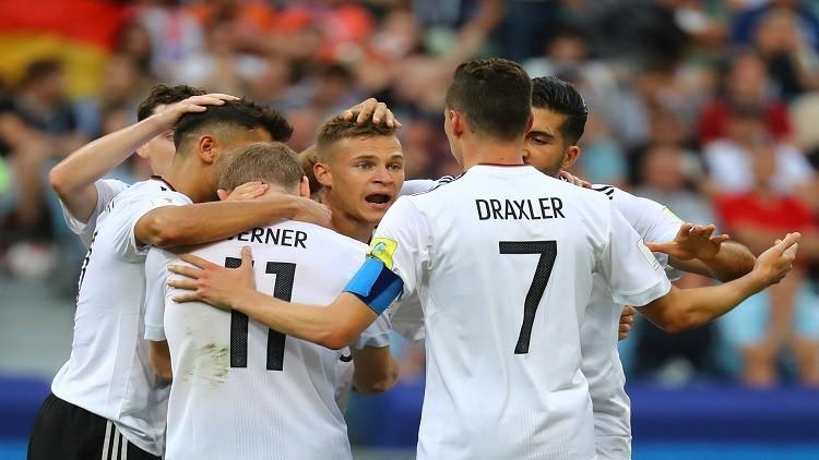 """كأس القارات.. """"رديف"""" ألمانيا في اختبار جديد أمام المكسيك"""