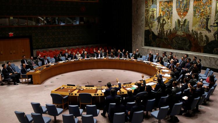 تفاصيل ما جرى بين المندوب المصري والقطري في مجلس الأمن