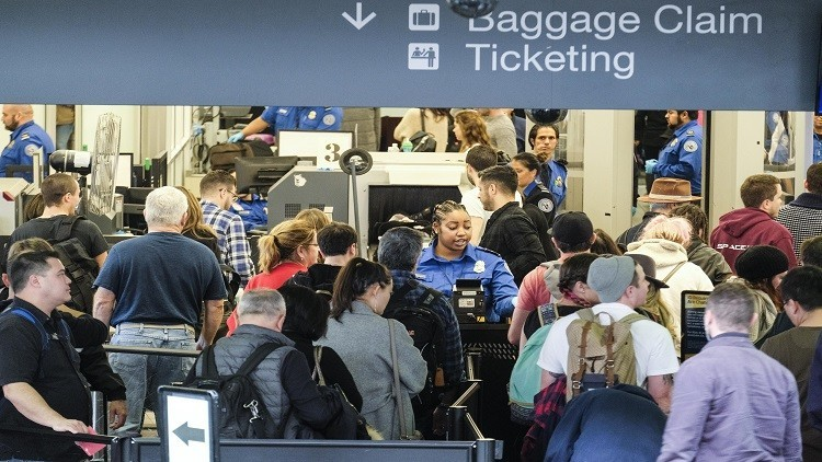 واشنطن تفرض إجراءات أمنية جديدة على طائرات الركاب القادمة من الخارج