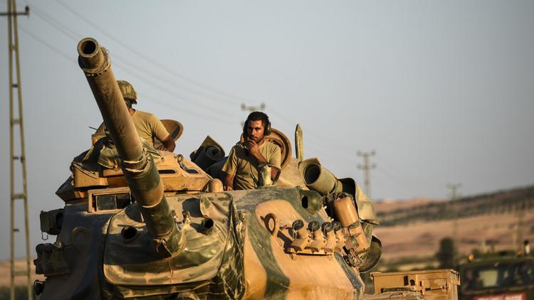 تركيا على وشك إطلاق عملية برية جديدة بسوريا
