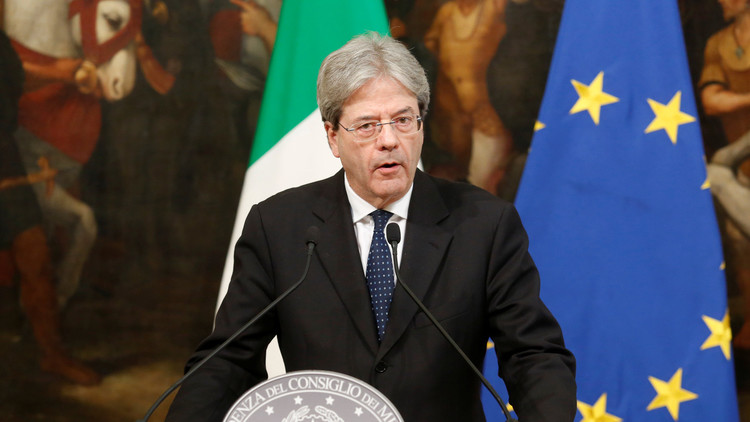 إيطاليا تطالب بمناقشة أنشطة منظمات تنقذ المهاجرين عبر المتوسط