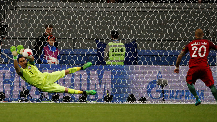 برافو يبوح بسر خطير بعد المباراة ضد البرتغال