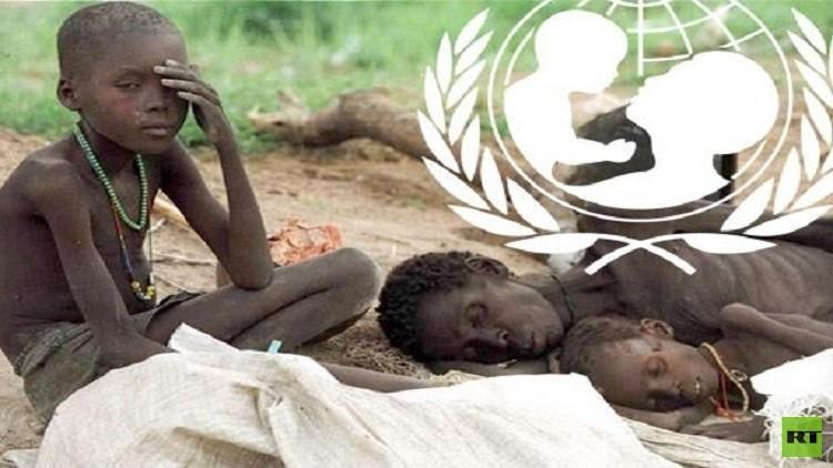منظمات دولية: آلاف الأطفال مهددين بالموت جوعا في الصومال واليمن