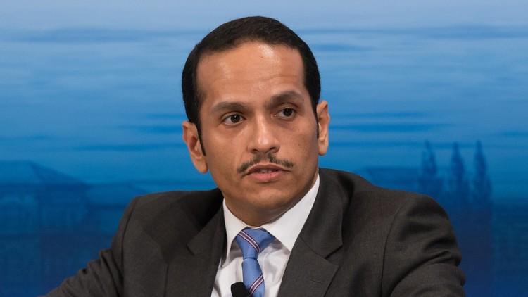 قطر: مطالب دول الحصار تعتبر لاغية والعلاقة مع إيران يجب أن تكون بناءة