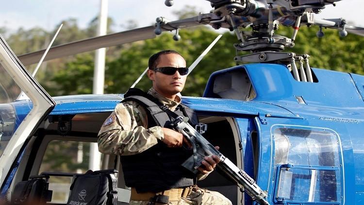 مادورو يبحث عن قائد المروحية