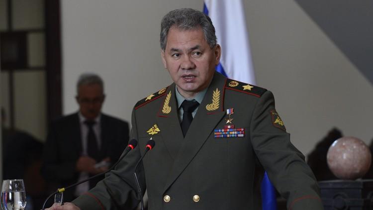 شويغو: الجيش السوري يتقدم بمحاذاة الحدود مع الأردن بوتيرة سريعة