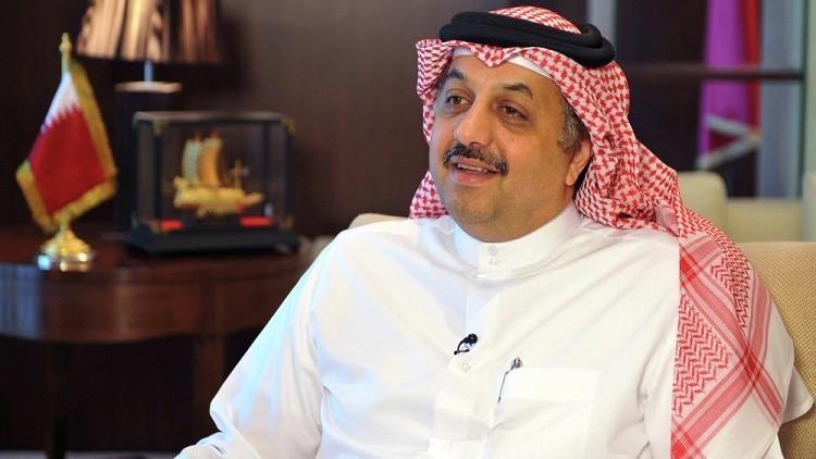 العطية: قطر تتعرض لحرب بلا دماء!