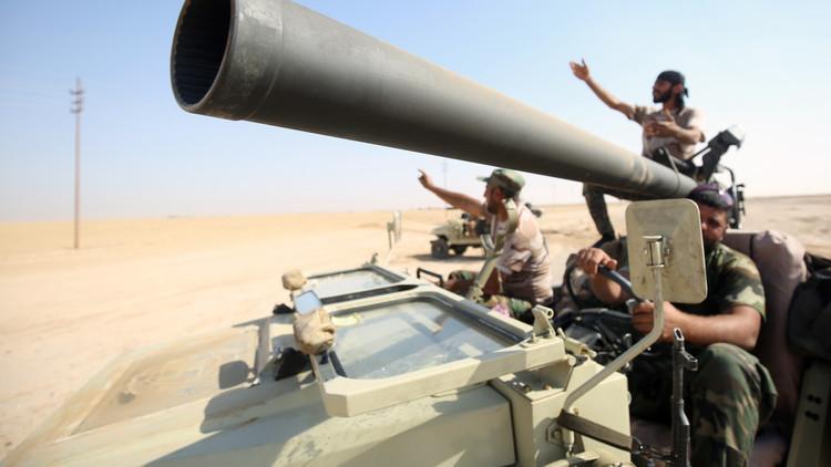 القوات العراقية تصد هجوما عنيفا لـ