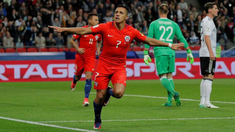 النجم التشيلي سانشيز يصب جام تركيزه على كأس القارات 2017