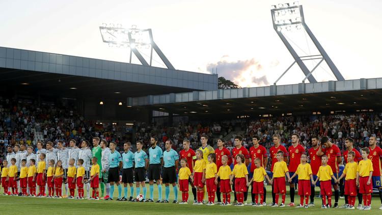 تشكيلة ألمانيا وإسبانيا لنهائي بطولة أوروبا للشباب