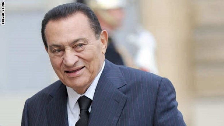 Image result for حسنى مبارك