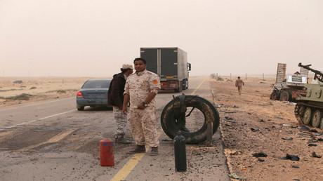 قوات حفتر تسيطر على مدن استراتيجية وسط ليبيا