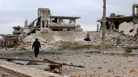الشركات الروسية مستعدة للمشاركة في إعادة إعمار سوريا