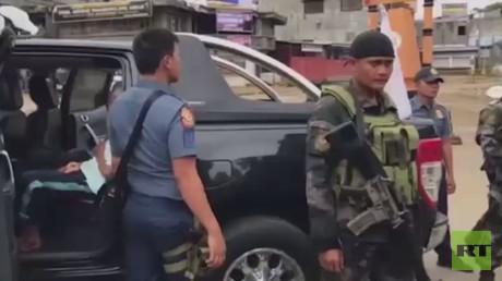 100 قتيل حصيلة اشتباكات ماراوي الفلبينية