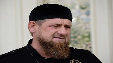 رمضان قاديروف رئيس جمهورية الشيشان
