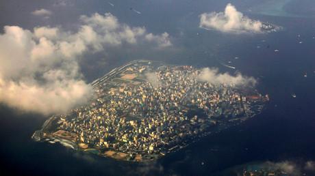 مدينة ماليه، عاصمة المالديف