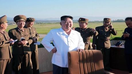 الأرشيف، كيم جونغ أون زعيم كوريا الشمالية