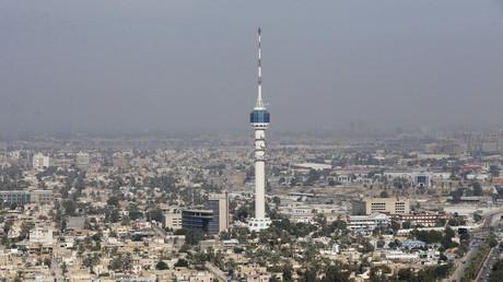 صورة لبغداد