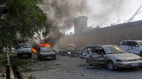 تفجير كابل في 31 مايو