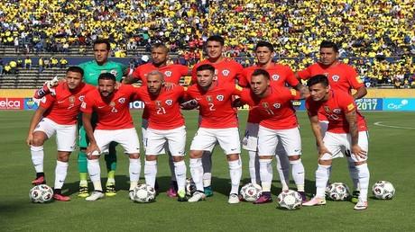 منتخب تشيلي لكرة القدم