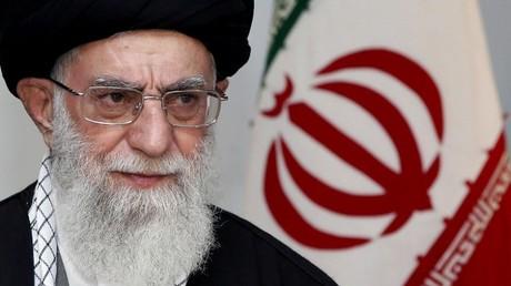 الزعيم الإيراني آية الله علي خامنئي