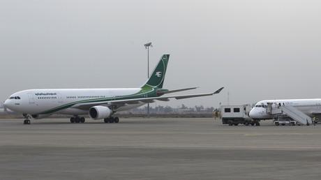 مطار بغداد الدولي - العراق