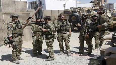قوات خاصة امريكية