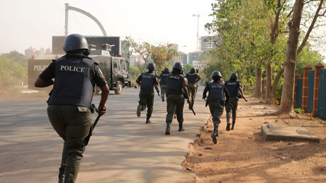 قوات الأمن النيجيري