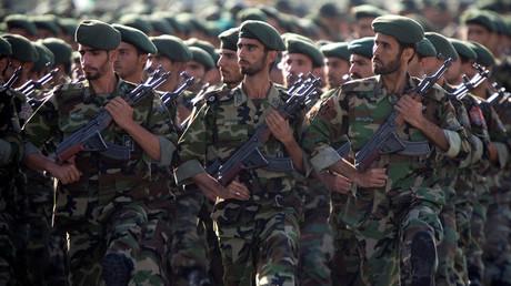 الحرس الثوري الإيراني - أرشيف