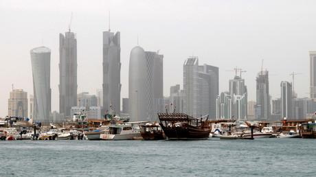 ميناء قطر الرئيسي