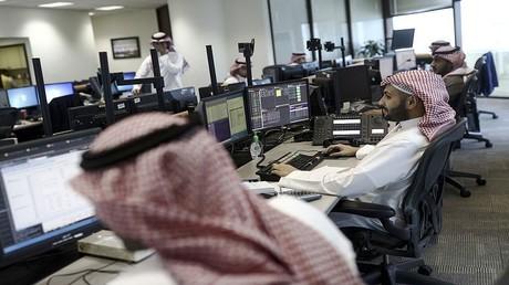 أزمة الخليج تهز البورصات العربية