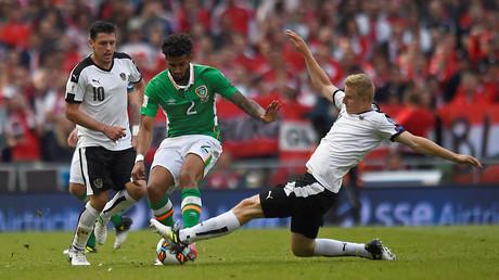 آيرلندا تتعادل مع النمسا