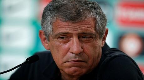 المدير الفني لمنتخب البرتغال، فرناندو سانتوس