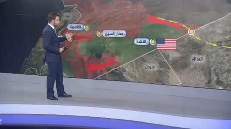 الجيش السوري يوسع سيطرته في البادية