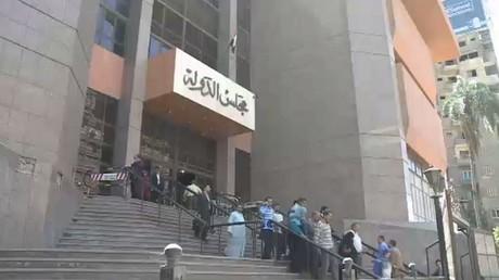 """برلمان مصر يقر اتفاقية """"تيران وصنافير"""""""