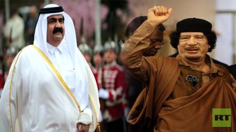 ما علاقة القذافي وحمد بن خليفة بمؤامرة اغتيال الملك عبدالله؟