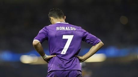ريال مدريد كريستيانو رونالدو