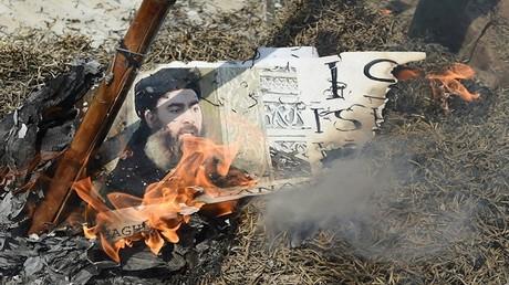 روسيا ترجح مقتل البغدادي في إحدى غاراتها على الرقة