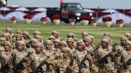 وسائل إعلام: البحرين تلزم العسكريين القطريين المشاركين في التحالف الدولي بمغادرة أراضيها
