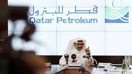"""سعد شريدة الكعبي الرئيس التنفيذي لشركة """"قطر للبترول"""""""