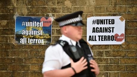 منفذ عملية الدهس في لندن لم يكن معروفا للشرطة
