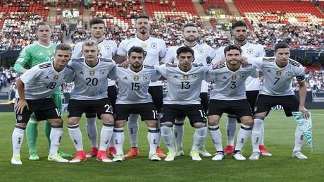 المنتخب الألماني لكرة القدم