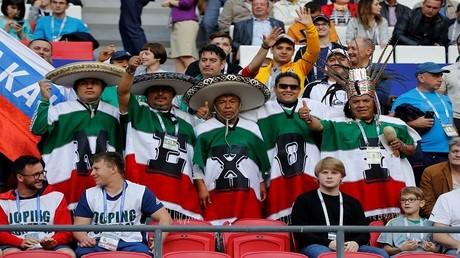 الفيفا يوجه تحذيرا لمنتخب المكسيك في كأس القارات