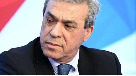 سفير فلسطين لدى موسكو عبد الحفيظ نوفل