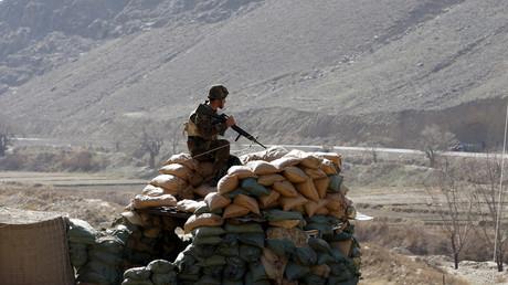 """منطقة استراتيجية شمال أفغانستان تسقط في أيدي """"داعش"""""""