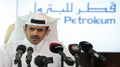 """سعد الكعبي، الرئيس التنفيذي لـ""""قطر للبترول"""""""