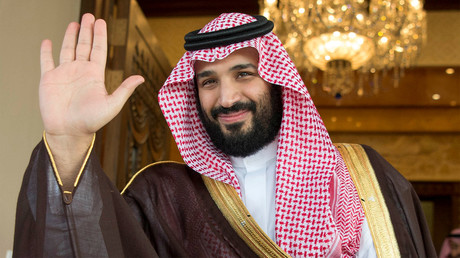 ولي العهد السعودي، محمد بن سلمان.